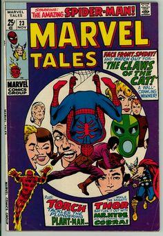 Marvel Tales 23 (FN 6.0)