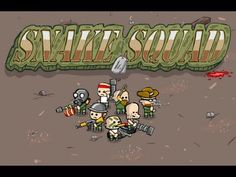 Snaque squad - Flash game where you are a squad moving like a snake and shooting approaching enemies from every side of the screen, nice. Lets Play, Jouer, Yoshi, Squad, Snake, Let It Be, Enemies, Random, Snakes
