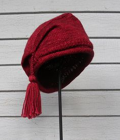 Advent Day 10 Ravelry: Therese Hat pattern by Nina Machlin Dayton make one as a gift for your favourite Elf for Christmas Knitting Patterns, Crochet Patterns, Knit Crochet, Crochet Hats, Flap Hat, Sport Weight Yarn, Knit Fashion, Fashion Wear, Bandeau
