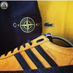 When Saturday comes, and what to wear with Jamaicas, Stone Island or Lacoste... ?