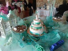 Torta comunione bimbo