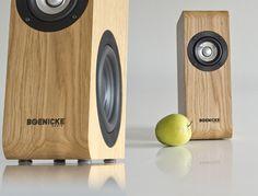 Boenicke Audio W5 Loudspeakers. THE best desktop loudspeaker you can buy.