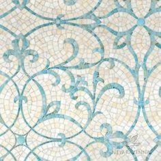 Marable jewel glass mosaic | New Ravenna
