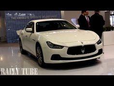 Maserati Ghibli 2016 - YouTube