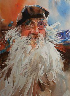борода. страстной бульвар+ by Carl Purcell