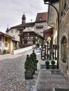 Gruyères - Suisse
