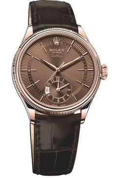 Master Horologer: Rolex Cellini (New Versions of Cellini Time, Cellini Date and Cellini Dual Time)