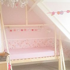 Yes♡my daughters bedroom..she gets a homemade bunk bed! :)) exciting!!! #bunkbed #bedstee #bedstede #girlsbedroom #girly #meisjeskamer #slaapkamer #pinkbedroom #pink #picoftheday #pipstudio #tamarajonker #lovelyhome #homeinspirations #homemade #DIY