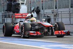 Mercedes Benz McLaren F1 team - Sergio Perez Vodafone McLaren Mercedes 2013