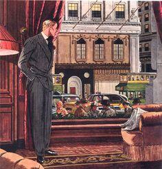 Esquire Magazine Illustration