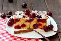 Nos bonnes cerises Mon Marché Plaisir seront toujours là pour vous aider à préparer d'appétissants desserts ! #ProducteurCommerçant #cerise #fruits
