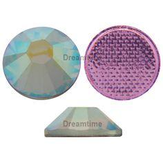 Swarovski 2038 Rhinestones HotFix 10ss Crystal Antique Pink   Dreamtime Creations