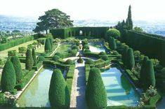 Tuscan Gardens, Gardens of Tuscany