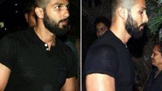 Shahid Kapoor's Bald Look for Haider Movie | Boxofficecapsule