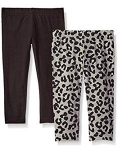 Gerber Graduates Girls 2 Pack Leggings