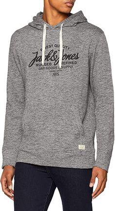 Schick  Bekleidung, Herren, Sweatshirts & Kapuzenpullover, Kapuzenpullover Sweatshirts, Hoodies, Jack Jones, Hooded Jacket, Athletic, Sweaters, Jackets, Fashion, Hoodie
