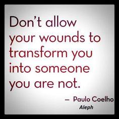 Never. #PauloCoelho #Aleph