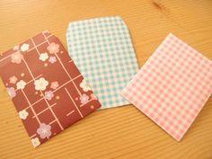 折り紙ポチ袋の作り方 折り紙 紙小物・ラッピング ハンドメイドカテゴリ アトリエ