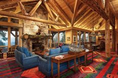 Property Values: Situated on 60 mountainside acres, the house includes a fitness center, private theater, and ground-level indoor pool.Talking Point: Most of the residence was constructed out of reclaimed logs from Yellowstone National Park.Contact: Summit Sotheby's International Realty; 435-640-7441; sothebysrealty.com