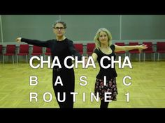 to Dance Cha - Basic Routine 1 Dance Workout Videos, Dance Videos, Salsa Dance Lessons, Contemporary Dance Costumes, Ballerina Dancing, Learn To Dance, Ballroom Dancing, Dance Moves, Dance Tips