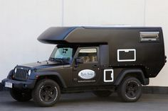 Jeep® ActionCamper© for The Zombie Apocalypse