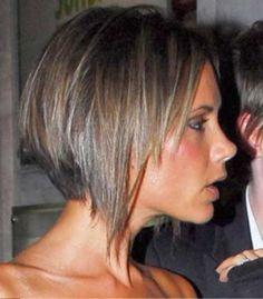 Victoria Beckham Ash Blonde Bob Bob Hairstyles 2018, Messy Bob Hairstyles, Trending Hairstyles, Straight Hairstyles, Victoria Beckham Short Hair, Short Hair Cuts, Short Hair Styles, Brown Bob Hair, Hair Lengths