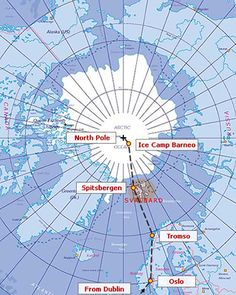 Map Of North Pole | The Arctic Council: a new arena for the North Pole.