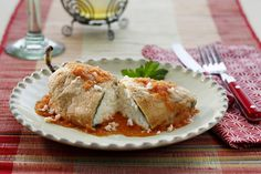 Idahoan has taken a Mexican favorite and reinvented it with this recipe for Mashed Potato Stuffed Chiles Rellenos.