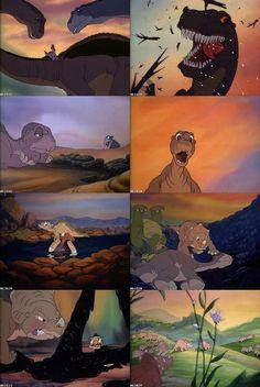 The land before time This was the movie growing up Cartoon Tv Shows, Cartoon Movies, Animation Film, Disney Animation, Land Before Time Dinosaurs, Dinosaur Movie, Dino Park, Childhood Movies, Comic