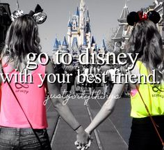 Disney, best friends, sisters, magic kingdom, matching shirts,need to do this