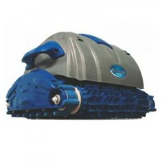 The Aquabot Xtreme robotic pool cleaner is ideal for all types of in-ground pools, and effectively cleans floors and partial walls.