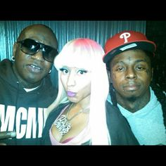 Oh snap! Word on the street is #NickiMinaj didn't let #Birdman into her pre-Grammy party in Hollywood last night due to the #LilWayne beef. Supposedly he got turned away and police were called  #OooLaLaBlog #celebritygossip #CashMoney #YoungMoney #barbz