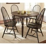 Caden 5 Piece Dining Set With 52 Table Kitchen Pinterest