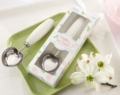 ice cream scoop baby shower favors, as low as $3.32