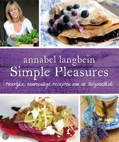 bol.com | Simple pleasures, Annabel Langbein | 9789000325207 | Boeken