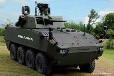 Mowag Piranha V Infantry Fighting Vehicle
