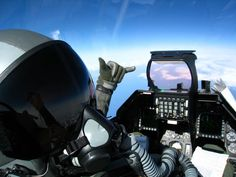 The Fighter Pilot Fighter Pilot, Fighter Aircraft, Fighter Jets, Military Jets, Military Aircraft, Airplane Fighter, F 16, Army & Navy, One Pilots