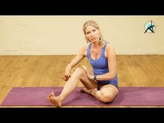 A number of yoga videos which will help you to avoid knee injuries when practicing yoga and to restore knee health when you have a knee injury.