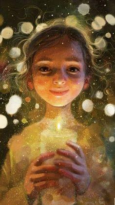 Children's Book Illustration, Watercolor Illustration, Watercolor Art, Whimsical Art, Face Art, Character Art, Concept Art, Drawings, Lisa
