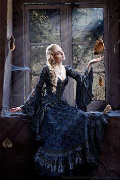Dress Mariposa,Somnia Romantica by Marjolein Turin by SomniaRomantica.deviantart.com on @deviantART