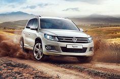 Volkswagen Tiguan. Обзор 2016