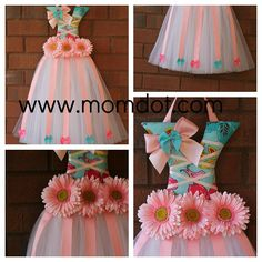 Tutu Hairbow Holder Instructions, Free instructions for step 3 on finishing and detailing your tutu hair bow holder, tutorial and picture step by step