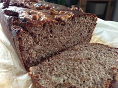 Paleo Banana and walnut bread | Pingheng