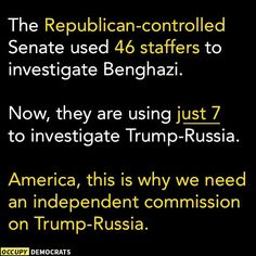 Trump & hs band f crooks can cover up all they want. At some point ths entire Russia corruption will come out front & center. Cant happen soon enough for me Political Views, Political Quotes, Republican Party, Deep Thoughts, Thought Provoking, Wisdom, Facts, America, Shit Happens