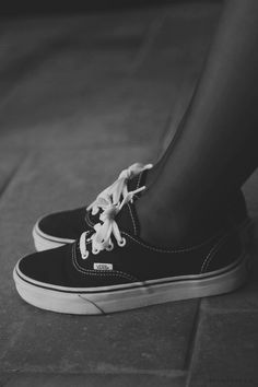 #vans #shoes #summer my favorite pair of vans! I'm actually wearing them right now :)