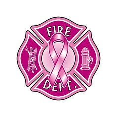 Show your support for Breast Cancer Awareness with this Pink Maltese Cross with Pink Ribbon Decal outlined in white and black. The Fire Store, Firefighter Gear, I Believe In Pink, Maltese Cross, Way Of Life, Breast Cancer Awareness, Picture Quotes, Truck Decals, Vinyls