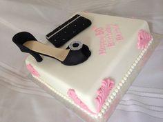 Shoe & Handbag Birthday Cake