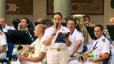 Villa Giulia - Concerto della Banda Musicale della Marina Italiana - www...