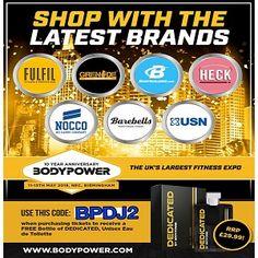 bodypower expo 2018 exhibitors https://1stforfitness.co.uk/bodypowerexpo/