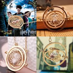 Hermione Pendant Rotating Time Turner - Special Offer! – Deal Hound